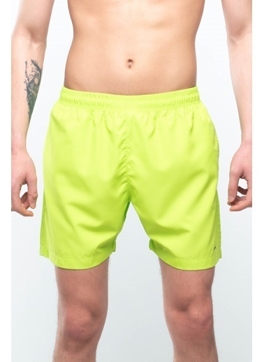 Slazenger Slazenger ROCK Erkek şort Neon Sarı Sarı